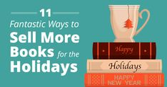 The holiday season is a great time for authors and publishers to boost promotional efforts and get more eyes on their books. Here are some creative ideas!