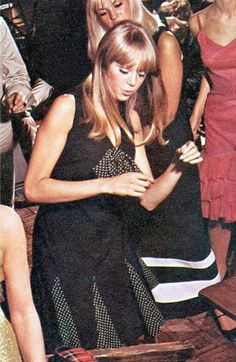 Pattie Boyd, 1960s