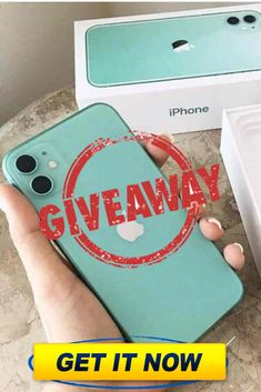 Get an iPhone 11 for free. Enter for a chance to Win brand new iPhone 11 . Don't miss the chance! It is common that liking one of the revolutionary brands like iPhone devices often and seeking for it is a natural thing. Get Free Iphone, New Iphone, Get It Now, How To Get, Win Phone, Online Sweepstakes, Iphone Mobile, Enter To Win, Cool Gadgets