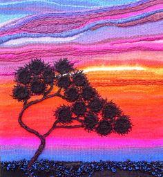 Treelander Textile Art...a Fiberarts adventure!