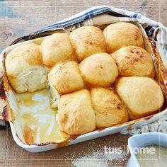 Dié lekkerny is 'n heerlike bykos by enige potjiekos of braaivleis, en jy kan die resep maklik. Braai Recipes, New Recipes, Baking Recipes, Dessert Recipes, Favorite Recipes, Recipies, Baking Breads, Desserts, Curry Recipes