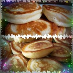 Greek Recipes, Pancakes, Sweets, Desserts, Breakfast Ideas, Food, Breads, Food And Drinks, Tailgate Desserts