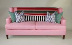 How To: Style a Sofa by Furbish Studio