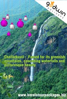 Chellarkovil One of the best tourism spot in the Idukki district, this beautiful village stands unique with its eco-tourism project.