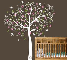 Etsy listing at http://www.etsy.com/listing/164382683/blossom-tree-wall-decal-wall-sticker