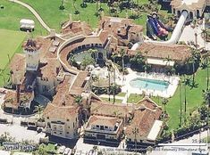 Mar-A-Largo Donal Trump's palace  58 bedrooms 33 bathrooms 62,000 sq ft. and 3 bomb shelters