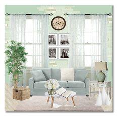 """Home set"" by bliznec ❤ liked on Polyvore featuring interior, interiors, interior design, home, home decor, interior decorating, Andrew Martin, Merola, Eichholtz and Martha Stewart"