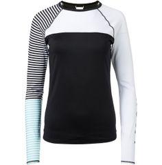 Roxy Women's Stripe Long Sleeve Rash Guard | DICK'S Sporting Goods
