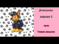 PATRULHA CANINA  VIDEO 2 - YouTube