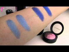 MAC Chen Man Love & Water Collection Swatches =)