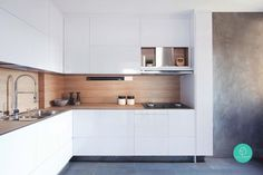 Home renovation ideas for small three-bedroom HDB apartments in contemporary, industrial, Scandinavian, Japanese styles.