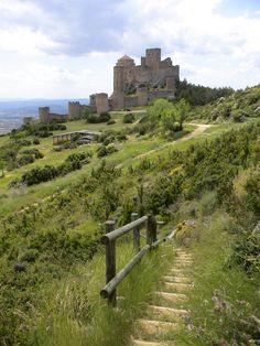 Castell de Loarre, Huesca Spain