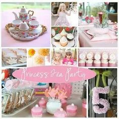NeelyAnn tea party birthday ideas