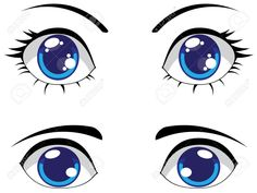 Find Big Cartoon Eyes Blue Color Female stock images in HD and millions of other royalty-free stock photos, illustrations and vectors in the Shutterstock collection. Disney Drawings, Cartoon Drawings, Cool Drawings, Eye Drawings, Cartoon Eyes, Cartoon Man, Regard Animal, Realistic Eye Drawing, Drawing Eyes