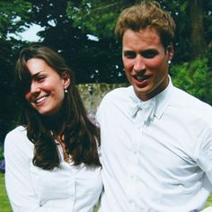 On their graduation day from the University of St Andrews on June 2005 in Scotland. -- Prince William and Kate Middleton - Middleton Family/Clarence House via GettyImages William Kate, Prince William Et Kate, Kate Middleton Prince William, Prince Charles, William Arthur, Prince Edward, Prince Harry, St Andrews, Lady Diana