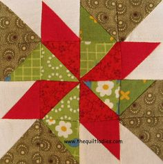 EVERYONE will LOVE this quilt when you make it for them. Its a baby quilt which then became a lap quilt and THEN a throw.