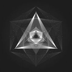 Geometric-spaces on Behance