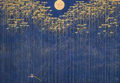 """A evening of summer Reiji Hiramatsu Painting Inspiration, Art Inspo, Japanese Painting, Art Graphique, Japan Art, Chinese Art, Home Art, Art Drawings, Art Photography"