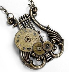 Musical steampunk