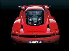 Ferrari Enzo (Pininfarina), 2002