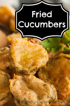 How to deep fry cucumbers for a crunchy, crispy treat. Cucumber Recipes, Vegetable Recipes, Potato Recipes, Cooking Recipes, Healthy Recipes, Protein Recipes, Healthy Sweets, Kitchen Recipes, Healthy Cooking