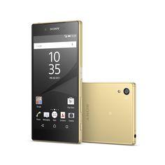 Sony Xperia Z5 dorado libre en #MaxMovil.com