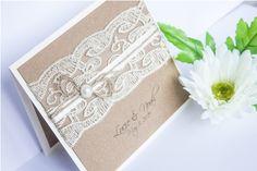 Svatební oznámení Eko Šik Cardmaking, Card Making