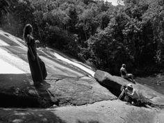 aLagarta #15 | Se deixar sentir é pra quem tem coragem.  #makingof #mauá #photography #editorial #emag #waterfall