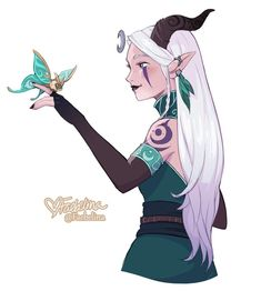 If rayla ends up looking like that... ME: Callum I'm setting you up on a date...Then you get married  CALLUM:What!? With who? ME:Shows pic CALLUM: I think I can live with that