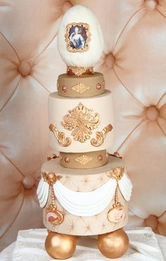 Pasteles de ensueño magazine 7  - Cake by Marilo Flores