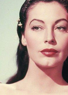 AVA GARDNER The Knights of the Roundtable