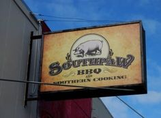 Southpaw BBQ & Southern Cooking - San Francisco   The Mission Restaurant Menus and Reviews