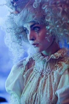 costuming & makeup from Lucent Dossier cirque vaudeville show