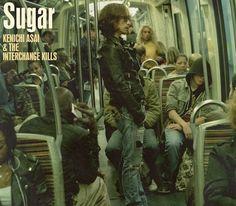 浅井健一 & THE INTERCHANGE KILLS「Sugar」初回限定盤ジャケット