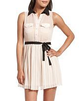 Dresses: Charlotte Russe - I would've bought this one- but they didn't have any in my size.