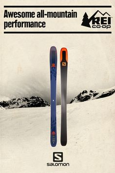 The Men's Salomon QST 99 Skis charge on or off-piste whatever the terrain, and can handle both hard snow focus and freestyle playfulness. Shop now.