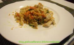 Couscous con pollo e verdure - http://blog.giallozafferano.it/ilchiccodimais/couscous-con-pollo-e-verdure/