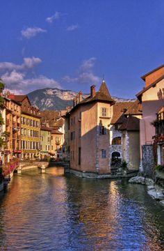 Annecy, Haute Savoie, France