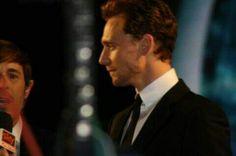 Avengers premiere in Rome 4/21/12