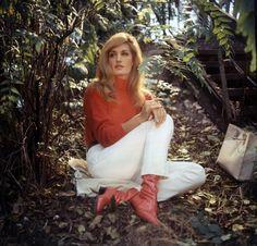 Dalida, l'itinéraire mode d'une icône | Le Figaro Madame
