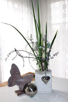 1000 images about deko aus beton on pinterest vase and diy and crafts. Black Bedroom Furniture Sets. Home Design Ideas