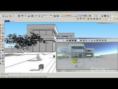 V-Ray for SketchUp - How to use HDRI and sun settings - tutorial - YouTube