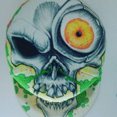 @Hatrack_FR: #Partenaria #Artist #Gomjahrash and #Hatrack for #Unik #Skull #Cap #Base #Newera #White #S https://t.co/3ON7dqildz https://t.co/uo54YB8zig