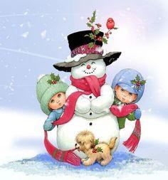 cuento el muñeco de nieve - Pesquisa Google