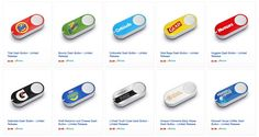 Amazon Dash Buttons Are Here, And You Can Buy Them For $5 | Fast Company | Business + Innovation