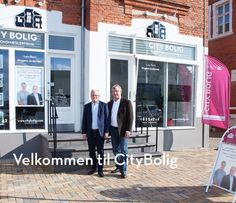City Bolig er et relativt nyt ejendomsmæglerfirma, der er startet af de to ejendomsmæglere, Lars Bern og Mogens Andersen, der tilsammen har mere end 40 års erfaring fra ejendomsmæglerbranchen. Lars Bern har gennem mere end 30 år solgt villaer, rækkehuse og ejerlejligheder i Odense, og har derfor opbygget et unikt kendskab til det odenseanske ejendomsmarked.