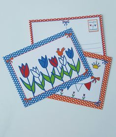 Blog Life Love Lisa #bloggen #blogger #post #postkaart #postcrossing #tulpen #Nederland