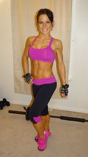 Melissa Bender Fitness: Rock Solid Rear Workout