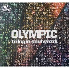 Vinyl Olympic - Trilogie Souhvězdí, Supraphon | Elpéčko - Predaj vinylových LP platní, hudobných CD a Blu-ray filmov Vinyl, Olympics, City Photo, Blues, Rock, Film, Movie Posters, Movie, Film Stock