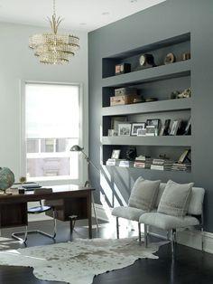 Drywall shelves....greige blog – Greige Design